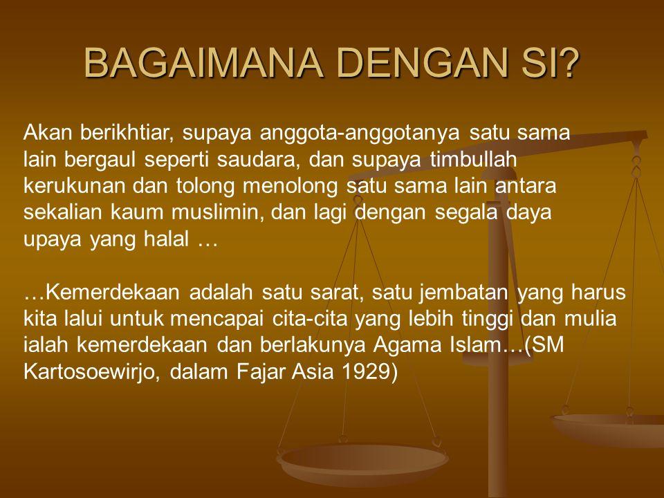 Membela Islam dan memperjuangkan kebenarannya, Bersikap anti Islam dan anti Arab (dibenarkna oleh sejarawan Hamid Algadrie dan Dr.