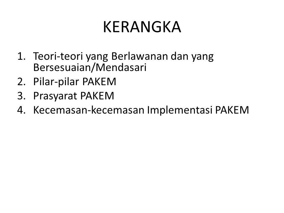Struktur PAKEM A M A K E