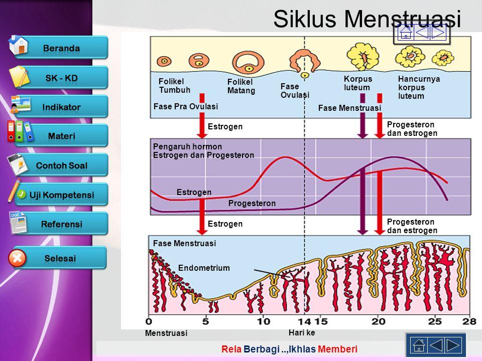Rela Berbagi..,Ikhlas Memberi Fertilisasi/ Pembuahan Fertilisasi adalah proses peleburan antara satu sel sperma dengan satu sel telur / ovum yang sudah matang
