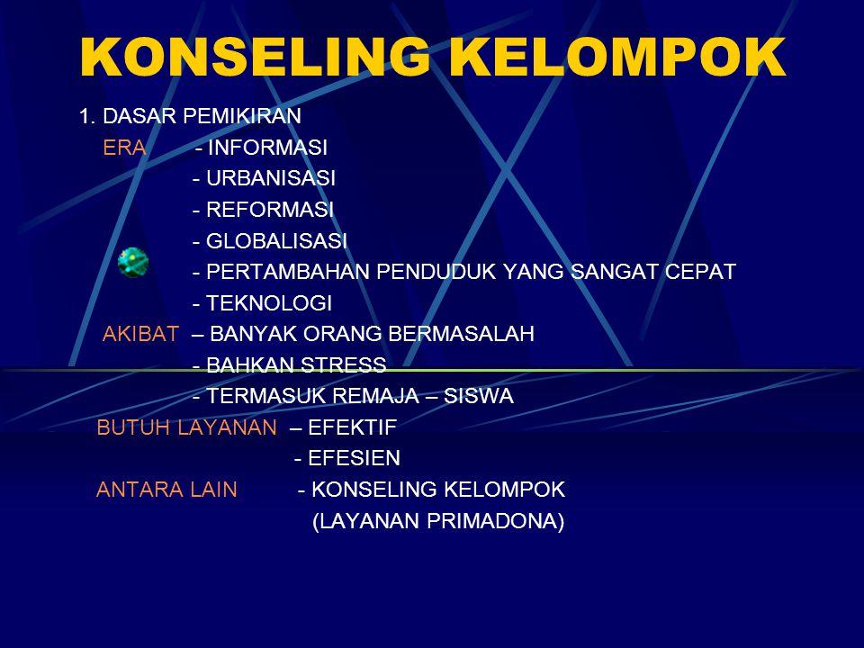 KONSELING KELOMPOK 1.