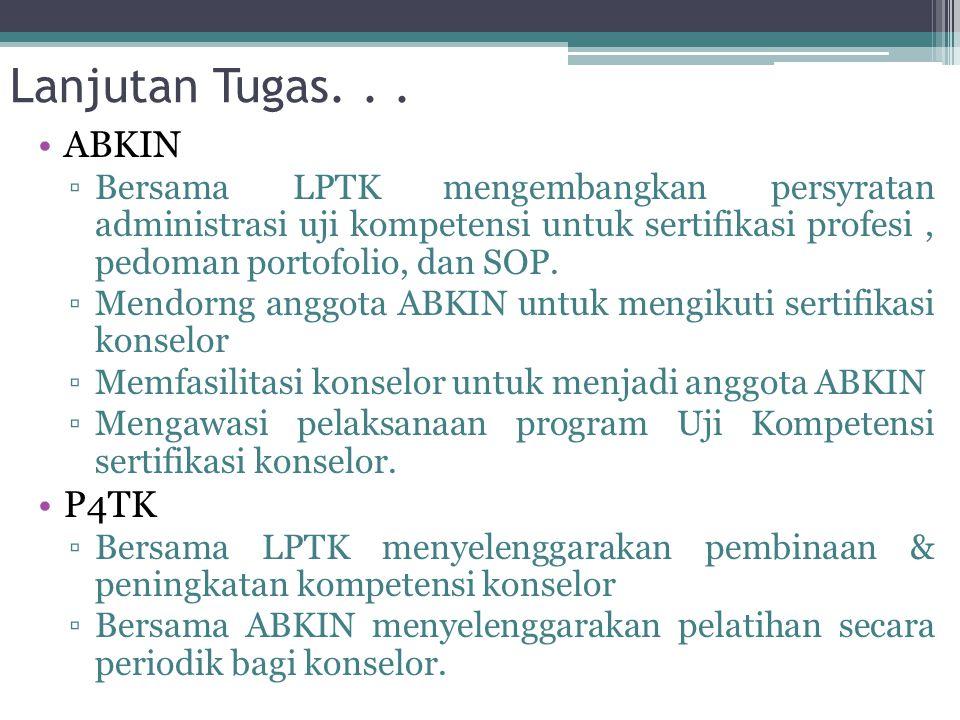 Penyelenggaraan Sertifikasi Lembaga Penyelenggara Penyelenggara Sertifikasi adalah LPTK yang ditetapkan oleh Menteri Pendidikan Nasional, bekerjasama