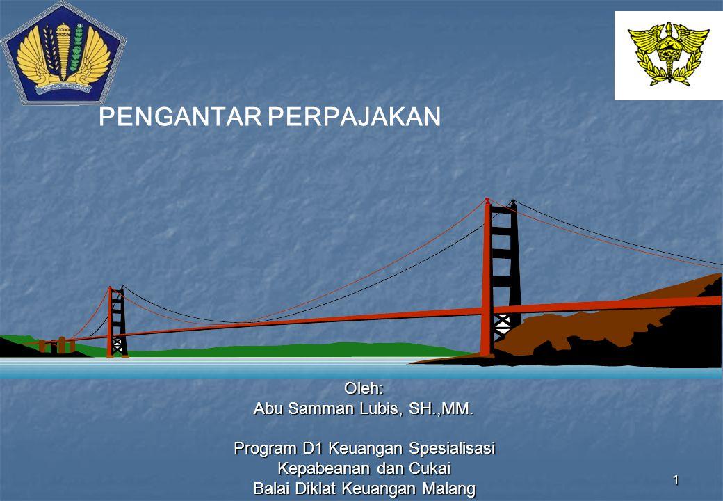 Direktorat Penyuluhan Pelayanan dan Humas112 CONTOH SURAT SETORAN PAJAK (SSP) LEMBAR 1 & 3