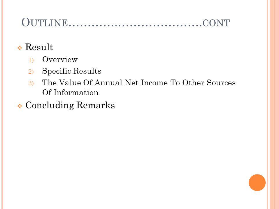 P ENDAHULUAN Adanya perbedaan pendapat mengenai income numbers ( hasil perhitungan akuntansi) yang kurang memiliki arti dan diragukan manfaatnya (Canning 1929).