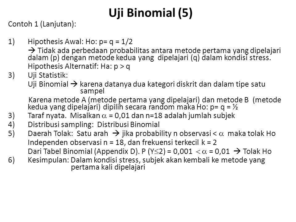Uji Binomial (6) d.