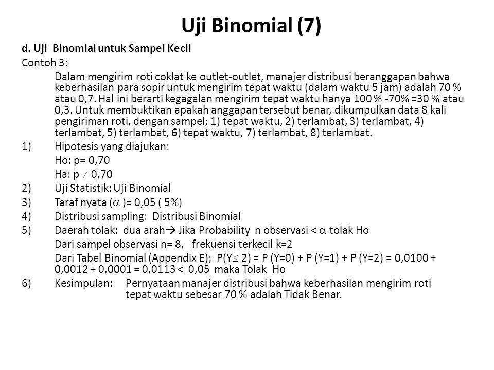 Uji Binomial (8) d.
