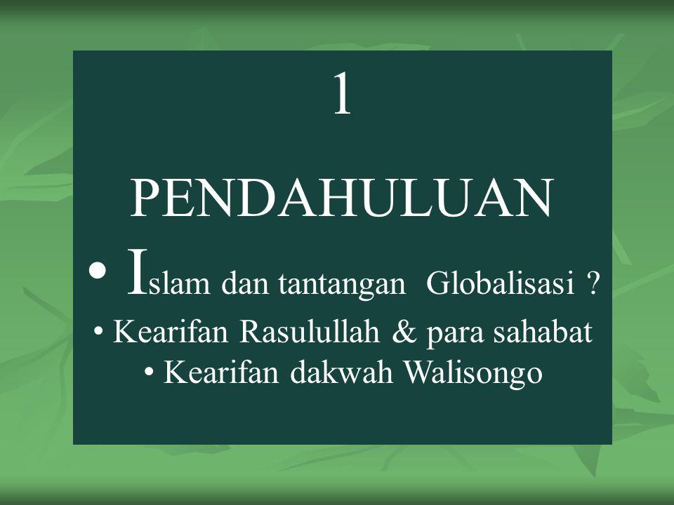 13 NU dalam Kehidupan Berbangsa (7) Sebagai warga negara, Ormas NU mempunyai hak –hak politik dan menggunakannya dengan tanggung jawab / demokratis/ konstitusional, taat hukum dan mengembangkan mekanisme musyawarah (2) Sebagai warga negara Indonesia yang menjunjung tinggi Pancasila, UUD 45, NKRI dan Bhineka Tunggal Eka (1) Dengan sadar mengambil posisi aktif, menyatukan diri didalam perjuangan nasional bangsa Indonesia (3) Memegang tinggi ukhuwah dan tasamuh (5) Menjunjung tinggi ilmu dan ahli ilmu (4 ) Mendidik untuk menjadi warga negara yang sadar akan hak dan kewajibannya (6) Tidak terikat organisasi politik & organisasi massa manapun