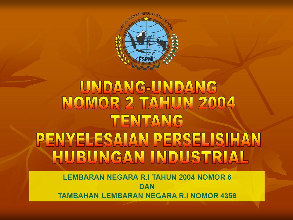 UU PPHI UU 22/1957 DAN UU 12/1964 MA (HAKIM KASASI) (Ps 60 (2) dan Ps.