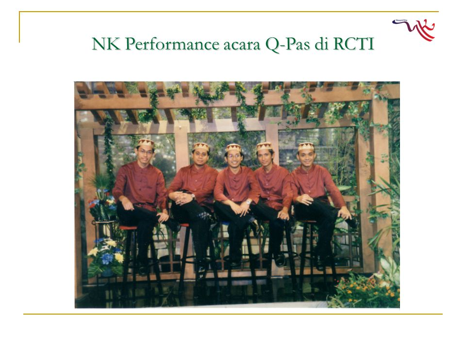 NK Performance acara Q-Pas di RCTI