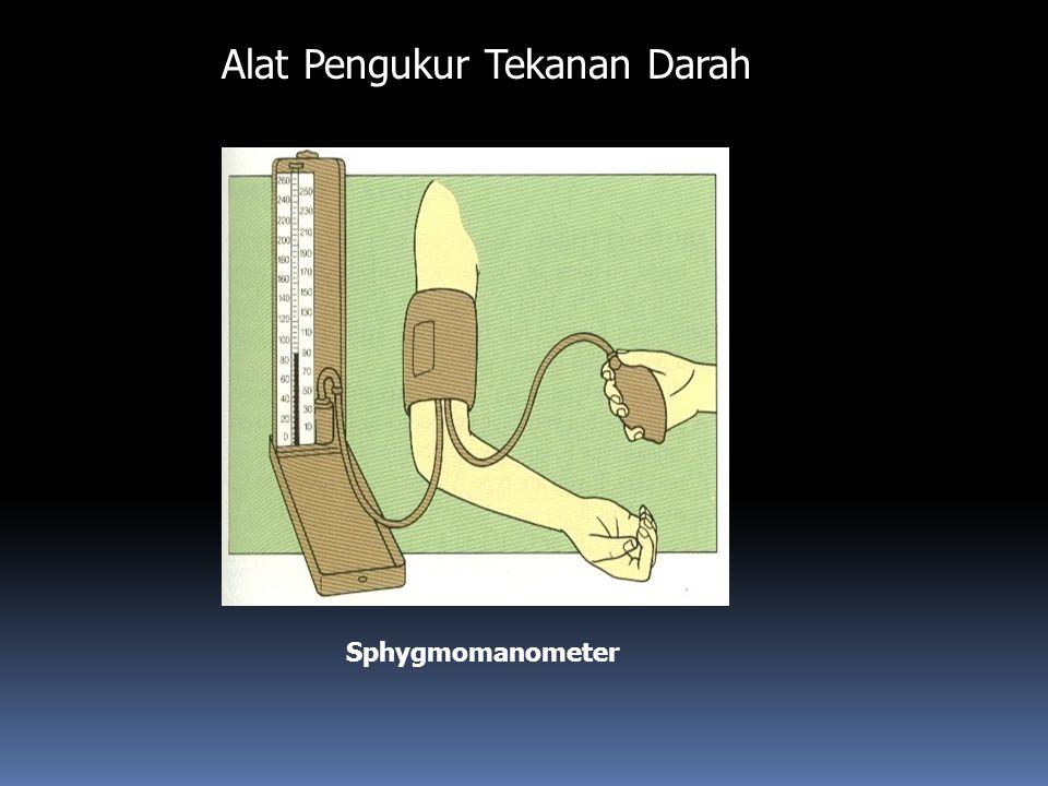 Alat Pengukur Tekanan Darah Sphygmomanometer