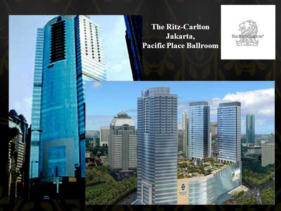 The Ritz-Carlton Jakarta, Pacific Place Ballroom