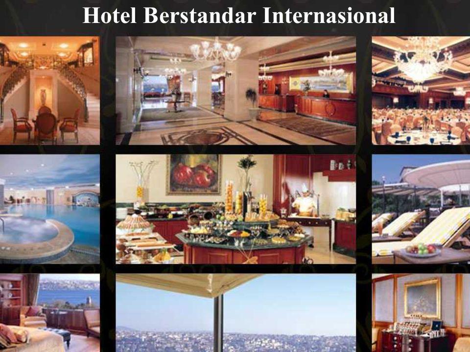Hotel Berstandar Internasional