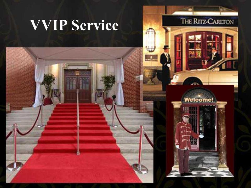 VVIP Service