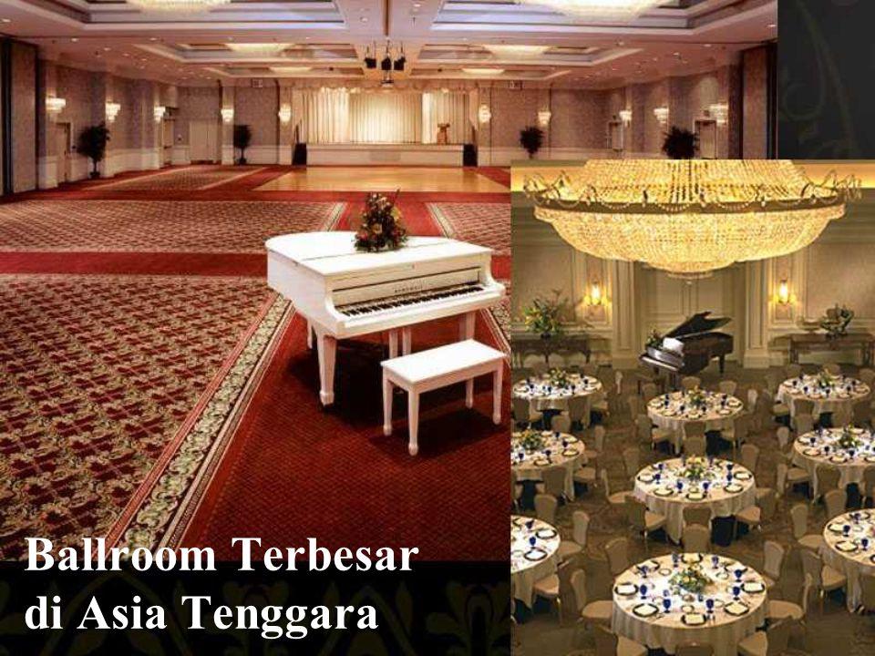 Ballroom Terbesar di Asia Tenggara