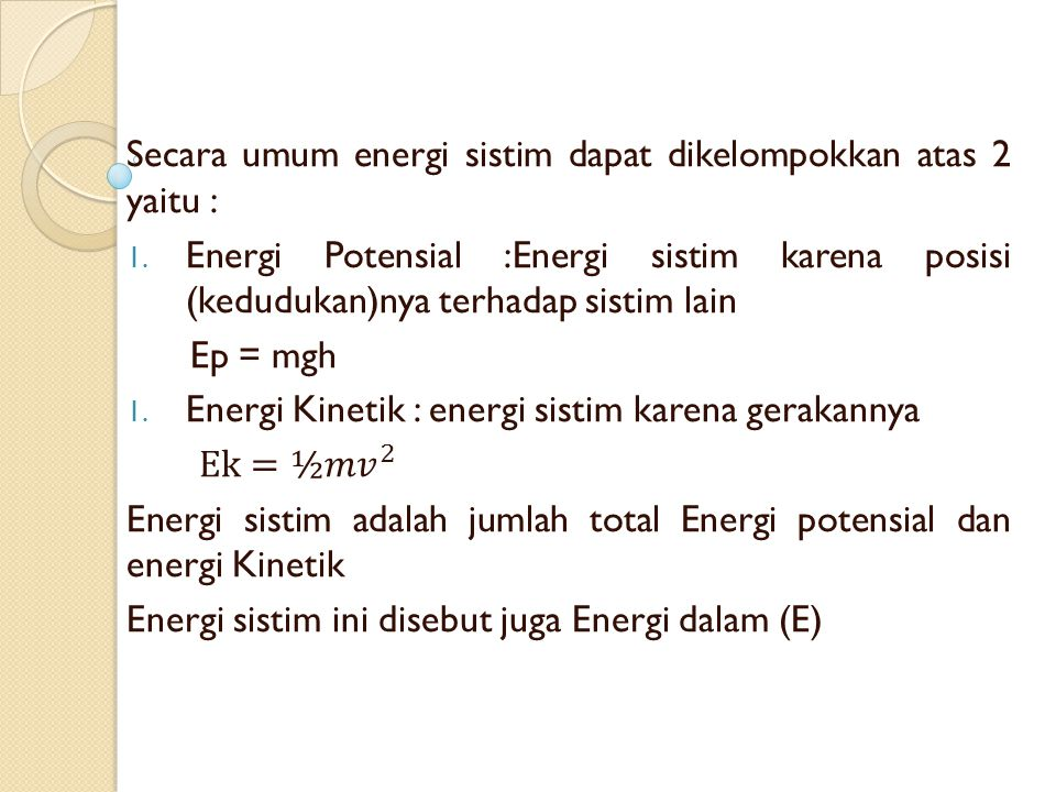 : contoh reaksi eksoterm 1.