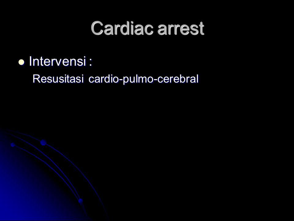 Penurunan cairan intravaskuler Intervensi medis : Intervensi medis : - Pemberian cairan melalui intravenousline (infus) sesuai kebutuhan (infus) sesua