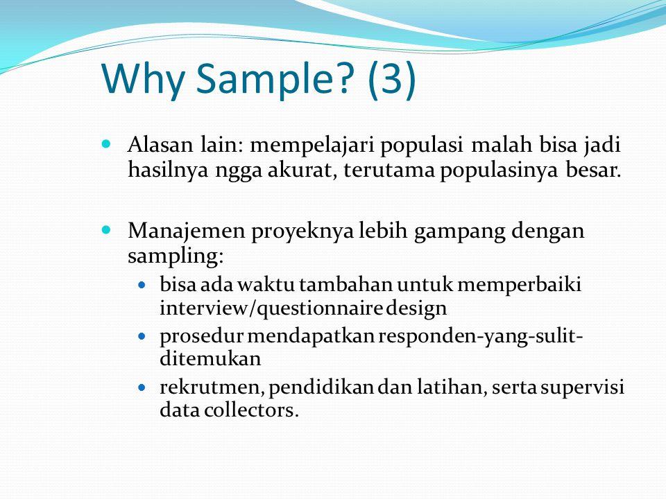 Kriteria Inklusi Kriteria dimana subjek penelitian mewakili sampel penelitian yang memenuhi syarat sbg sampel Perlu pertimbangan ilmiah