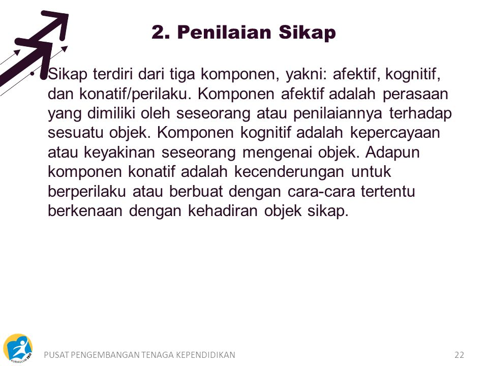 PUSAT PENGEMBANGAN TENAGA KEPENDIDIKAN22 2.