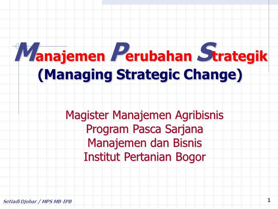 Setiadi Djohar / MPS MB-IPB 12 Tantangan Bisnis Indosat Pergeseran paradigma dari harga vs jarak menuju bandwidth vs mobilitas Margin bisnis telekomunikasi tidak lagi ditentukan oleh jarak, namun oleh besarnya bandwidth dan tingginya mobilitas.