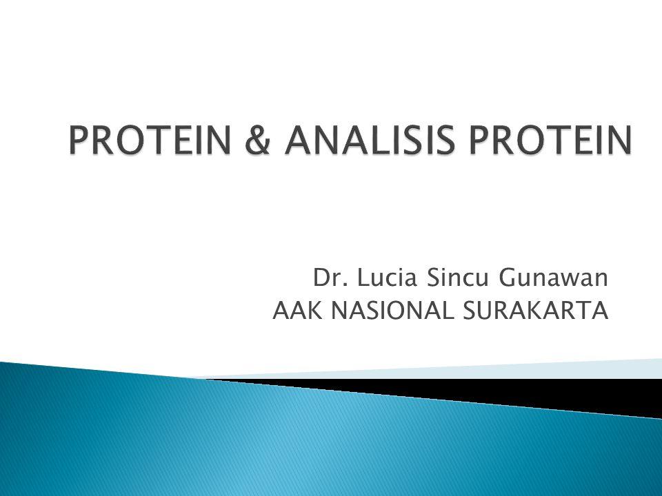 Dr. Lucia Sincu Gunawan AAK NASIONAL SURAKARTA