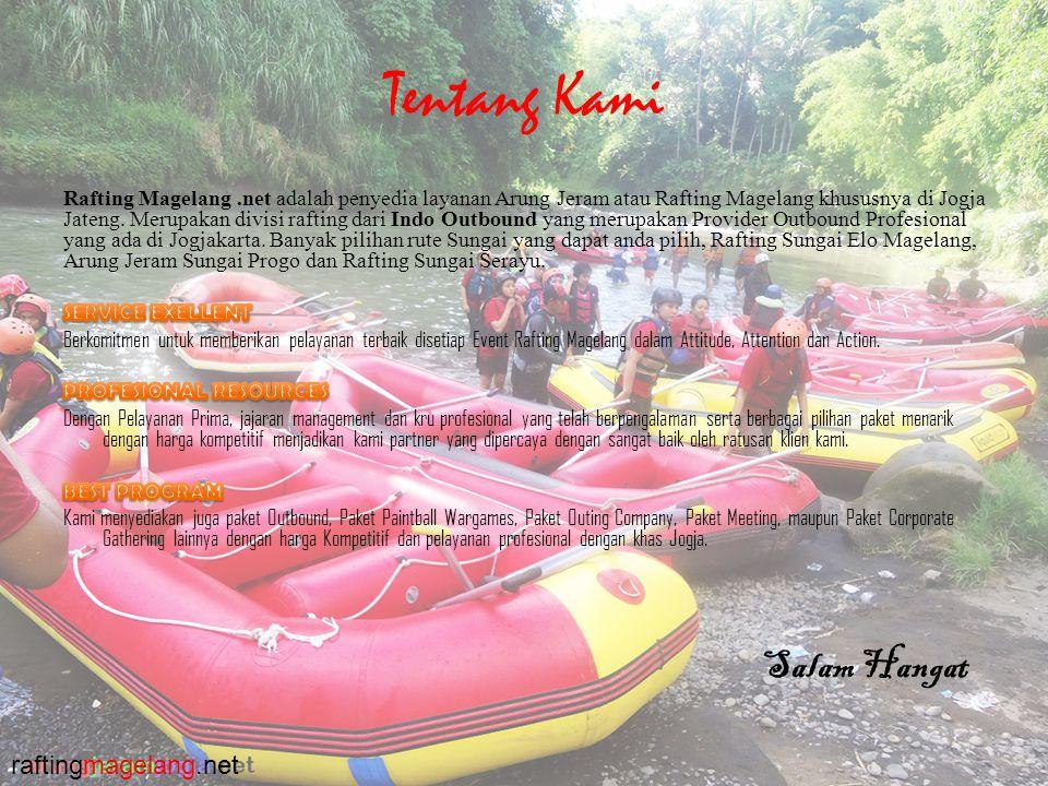 Tentang Kami Salam Hangat raftingmagelang.net