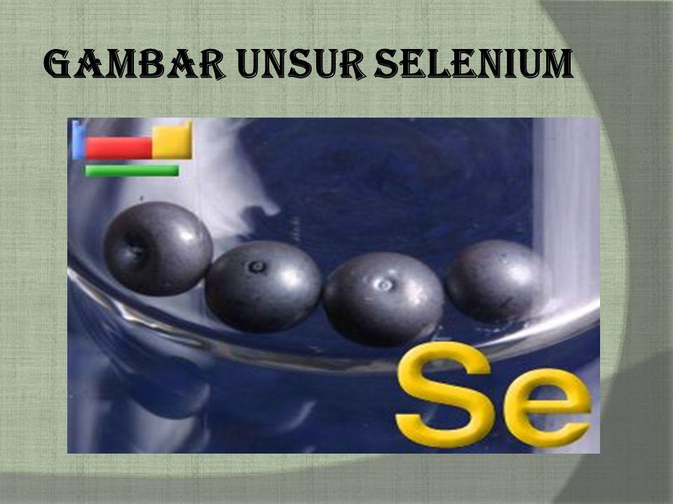 Gambar Unsur Selenium