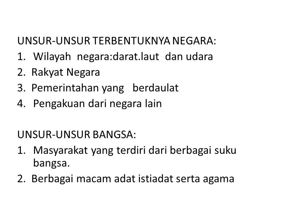 SISTEM TATA HUKUM INDONESIA Tata hukum Indonesia ada sejak berdirinya negara RI~ 17 Agustus 1945 yang di nyatakan dalam: 1.