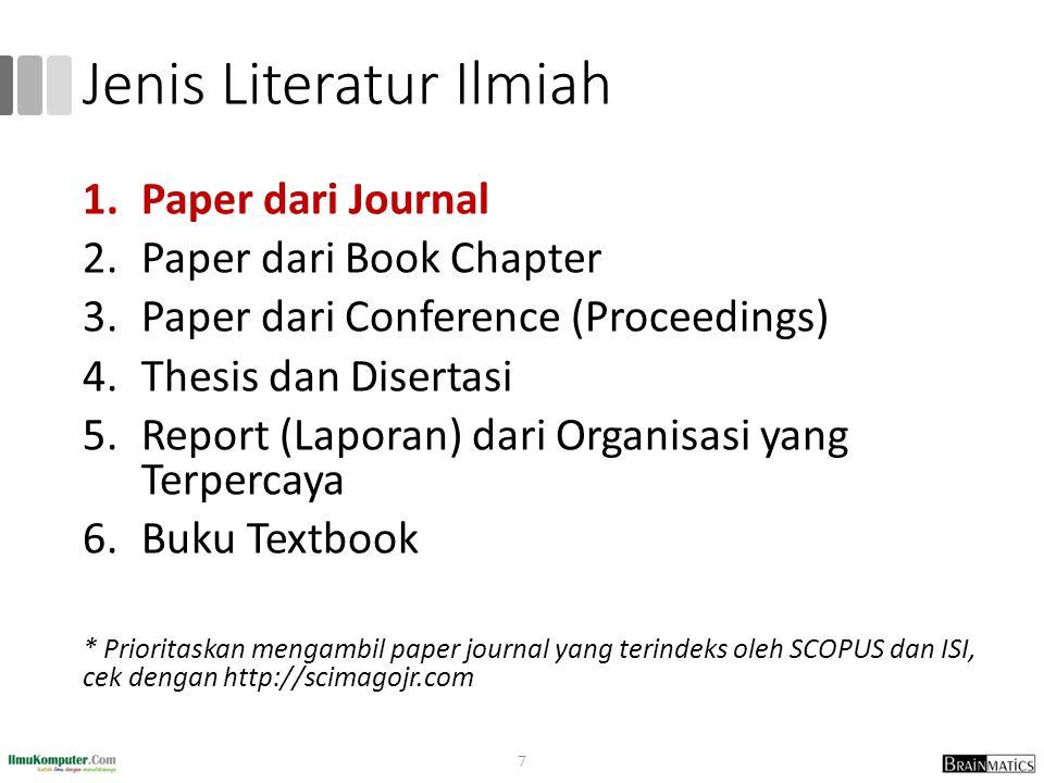 4.5 Teknik Mereview Paper 38