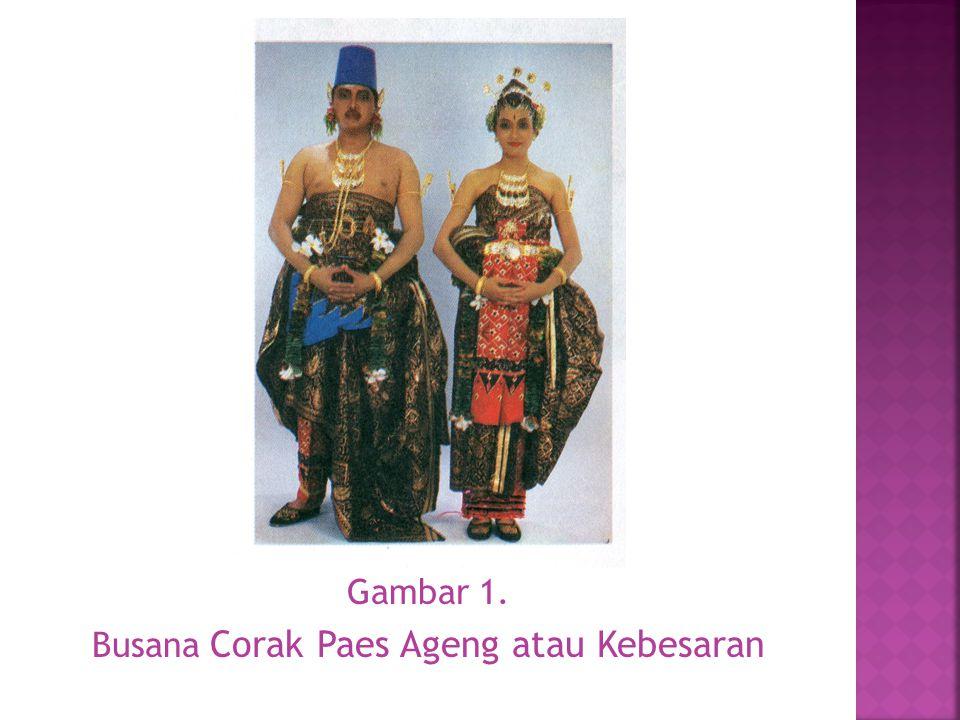 Berikut ini manakah busana pengantin corak Yogyakarta yang tidak mengenakan kebaya dan sorjan ….