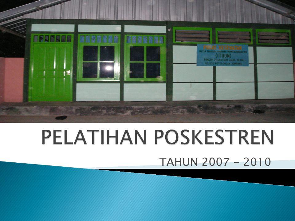 TAHUN 2007 - 2010