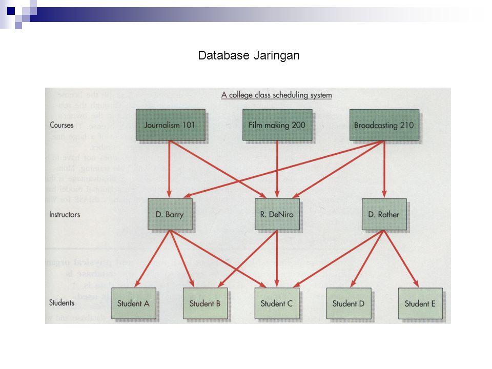Database Jaringan