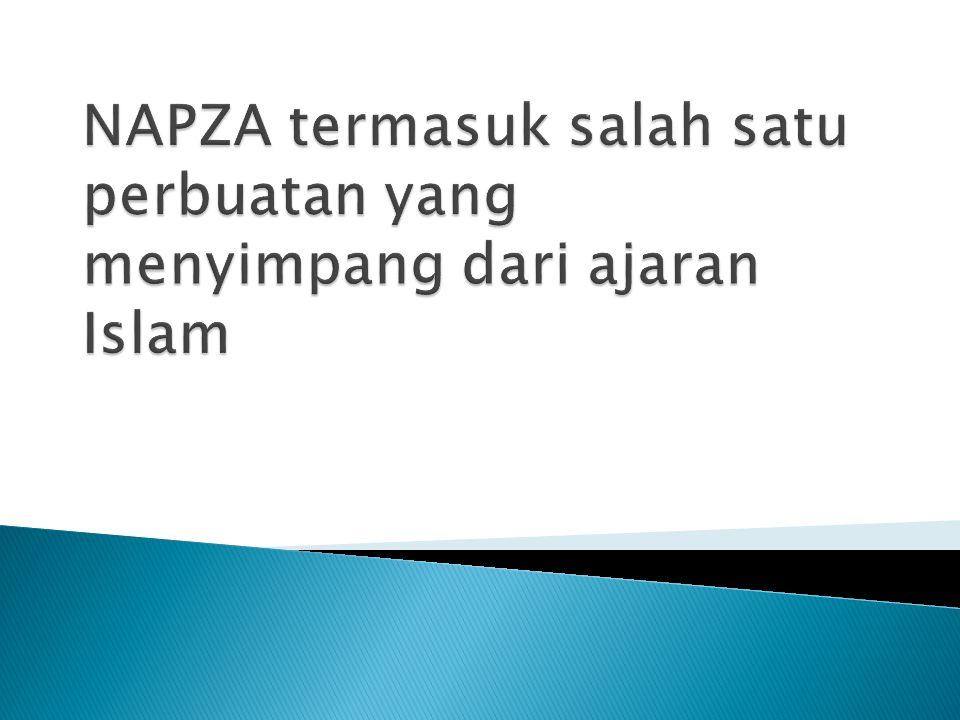 Yes No Apakah kalian tahu yang termasuk macam-macam NAPZA ?