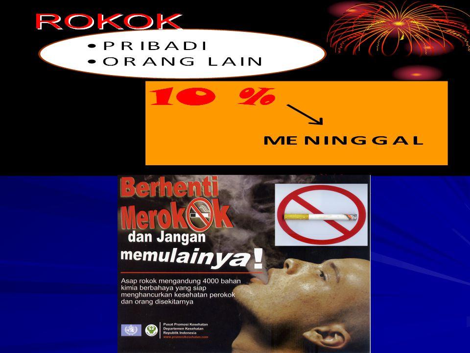 41 Hentikan Merokok!!!