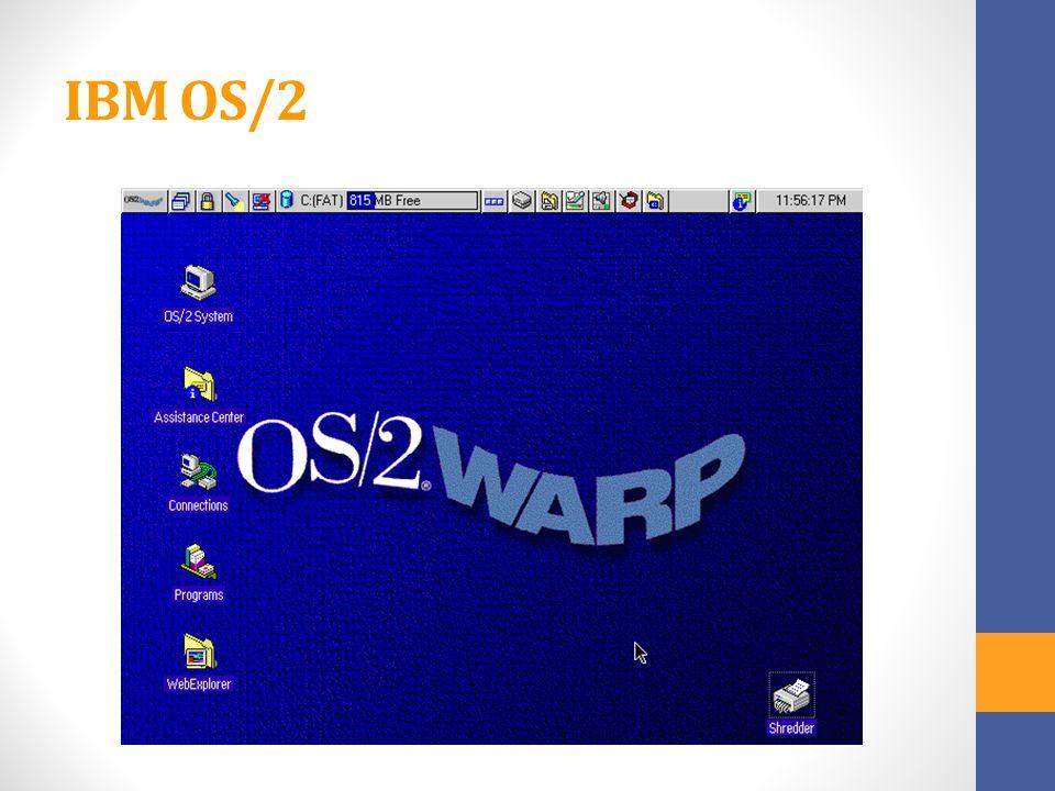 IBM OS/2