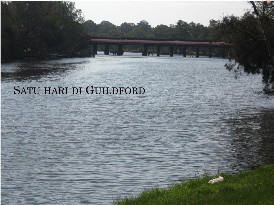 S ATU HARI DI G UILDFORD