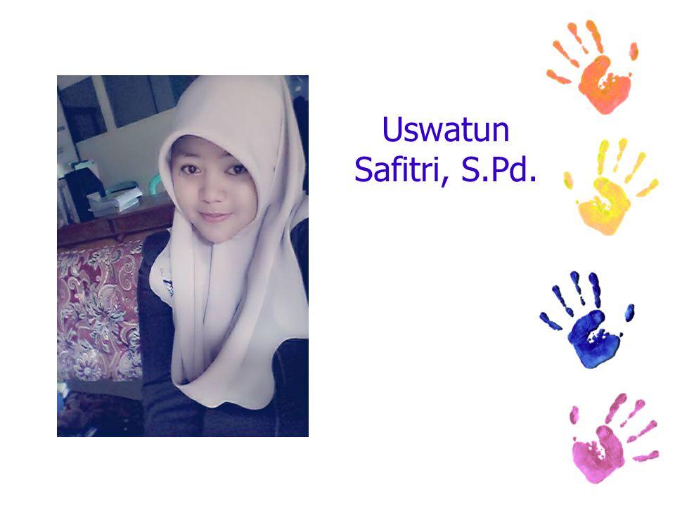 Rusminih Wati, S.Pd.I.