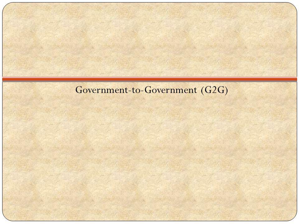 Keuntungan E-Goverment bagi rakyat 1.Pelayanan servis yang lebih baik kepada masyarakat 2.