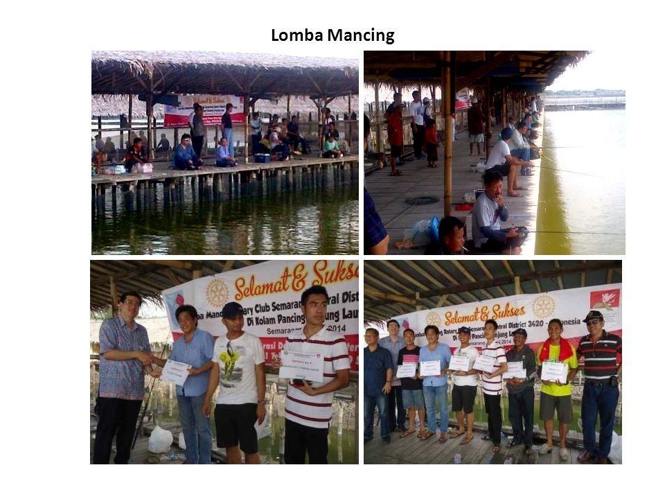 Lomba Mancing