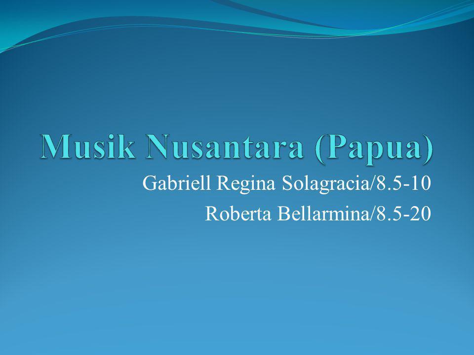 Gabriell Regina Solagracia/8.5-10 Roberta Bellarmina/8.5-20
