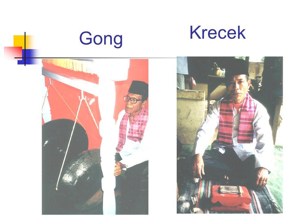 Gong Krecek