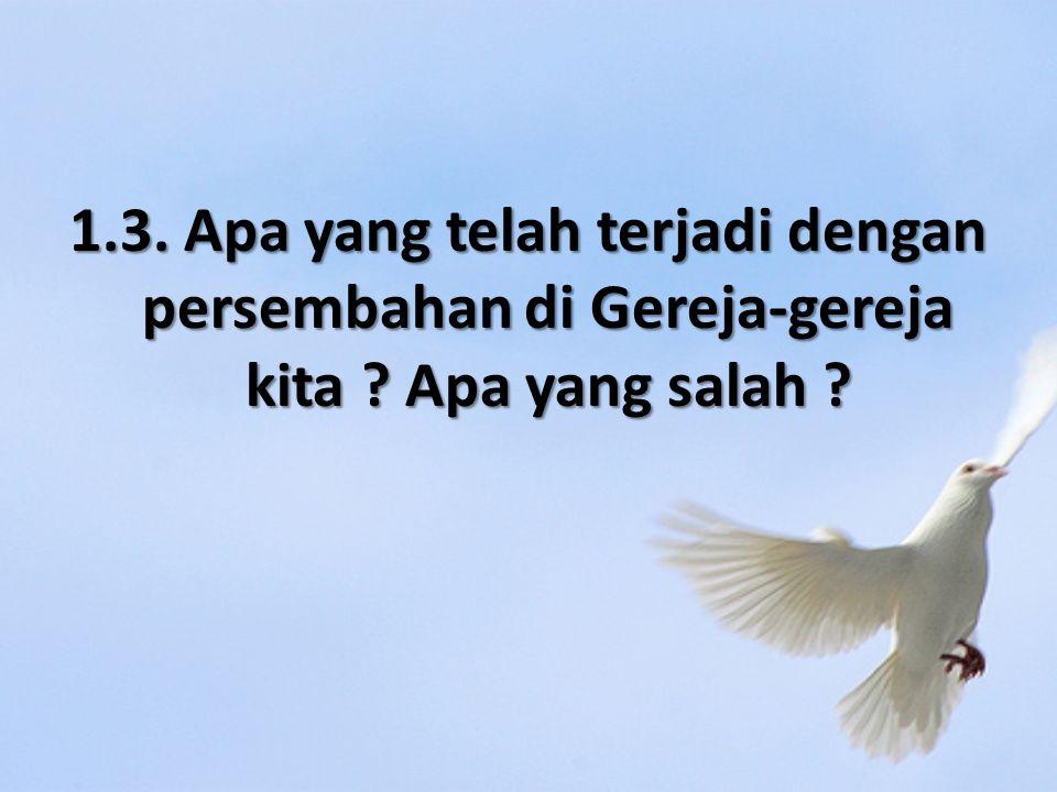 b.Pada dasarnya umat mengakui bahwa hanya oleh anugerah ALLAH maka mereka beroleh kehidupan.