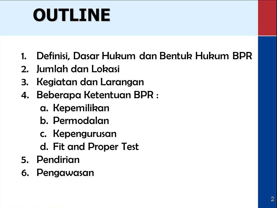 33 BPR dapat mengubah kegiatan usahanya menjadi BPRS dengan izin Dewan Gubernur Bank Indonesia Ketentuan mengenai pemberian izin perubahan kegiatan usaha tunduk kepada Peraturan Bank Indonesia tentang BPR Berdasarkan Prinsip Syariah PERUBAHAN KEGIATAN USAHA TATACARA PENDIRIAN BPR