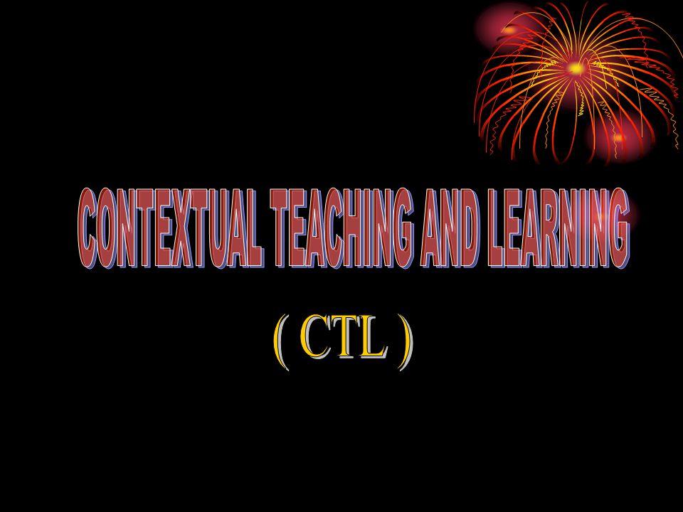 PERAN GURU Guru hanya sebagai fasilitator belajar Guru harus mampu membangun pengajaran yang interaktif Guru harus memberikan kesempatan kepada pesert