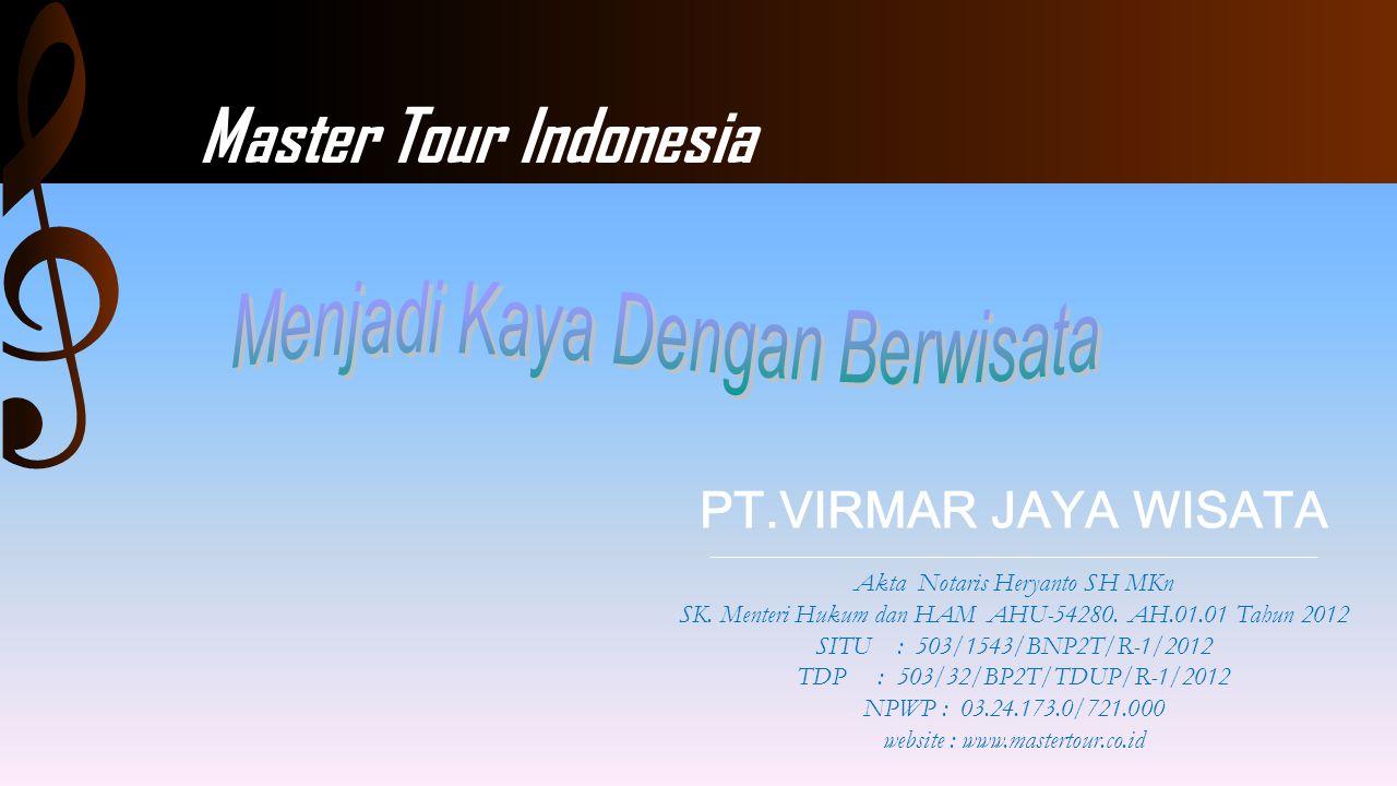 Akta Notaris Heryanto SH MKn SK. Menteri Hukum dan HAM AHU-54280. AH.01.01 Tahun 2012 SITU : 503/1543/BNP2T/R-1/2012 TDP : 503/32/BP2T/TDUP/R-1/2012 N