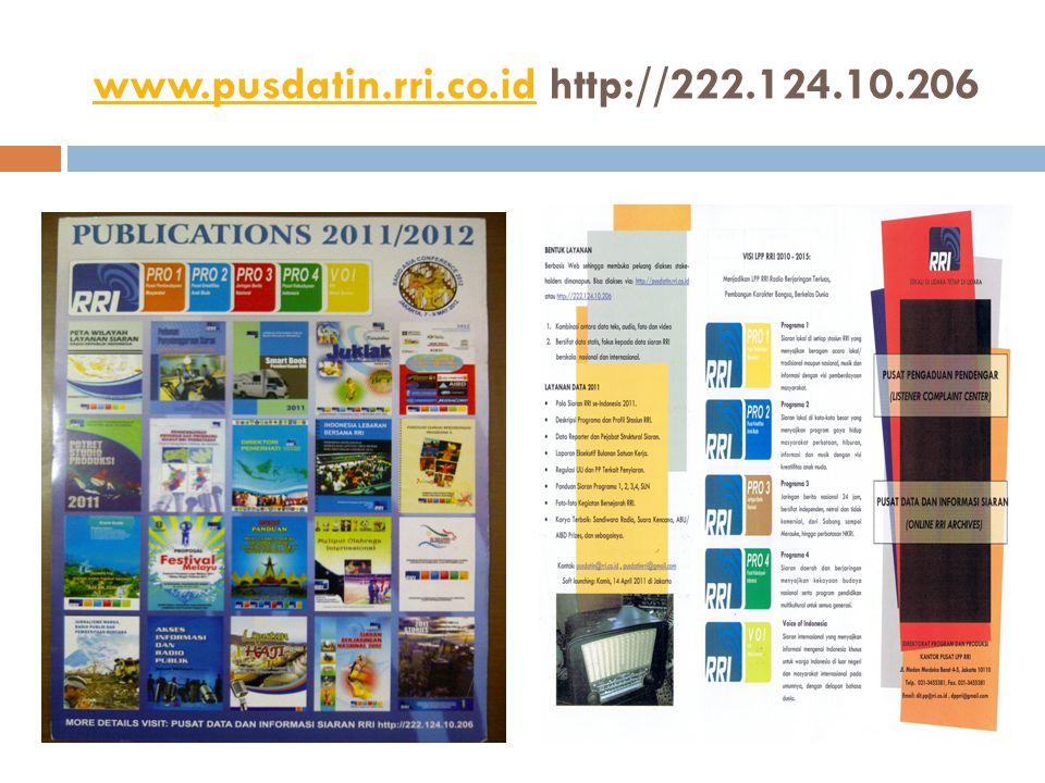 www.pusdatin.rri.co.idwww.pusdatin.rri.co.id http://222.124.10.206