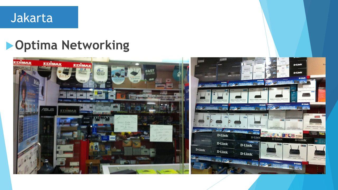  Optima Networking Jakarta