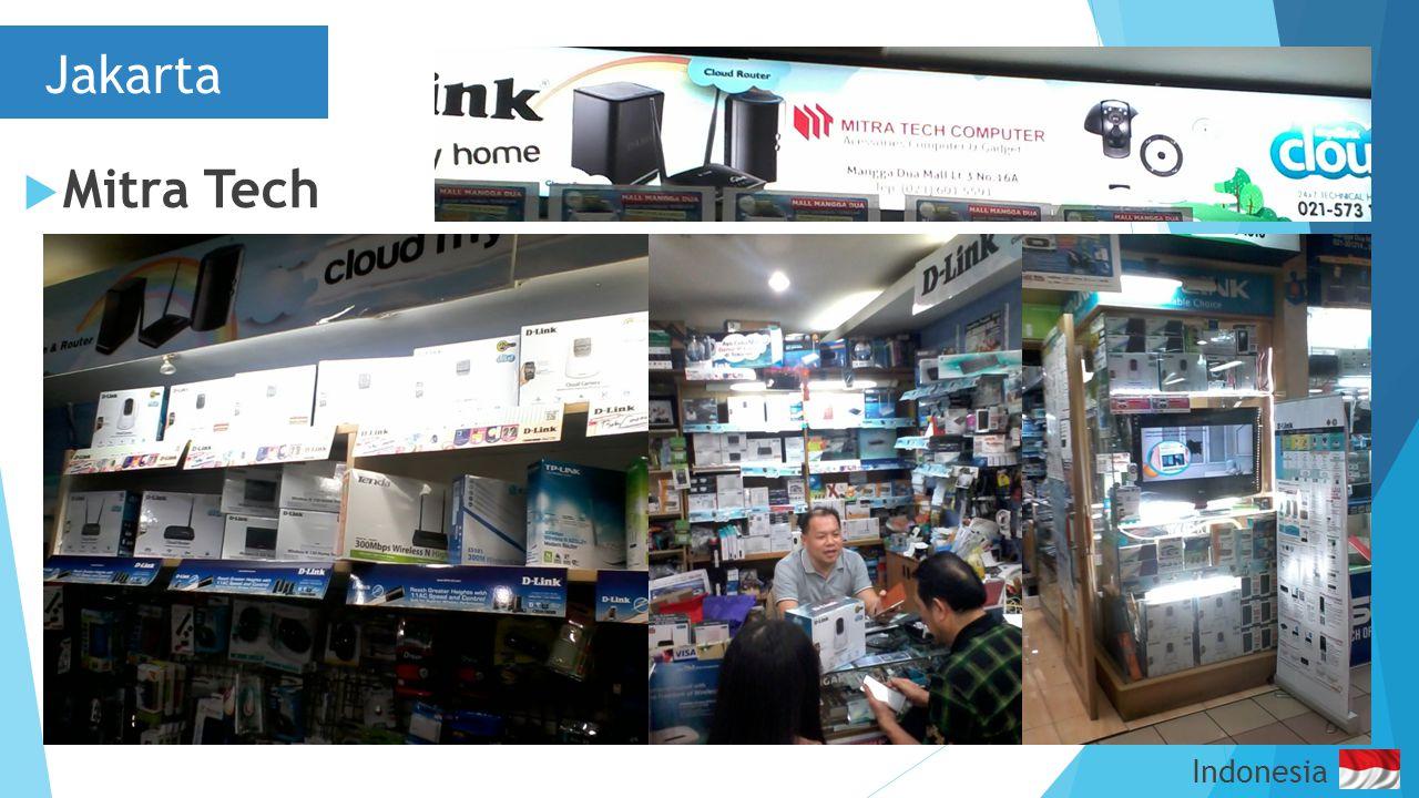  Mitra Tech Jakarta Indonesia