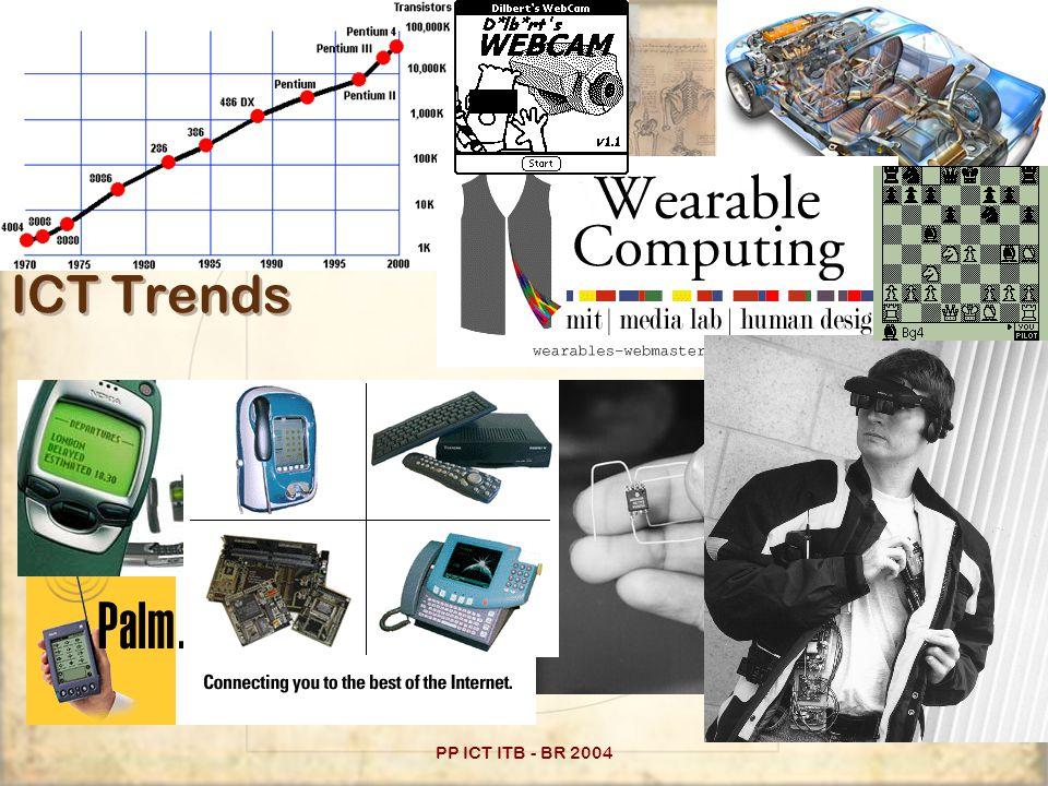 PP ICT ITB - BR 2004 ICT Trends