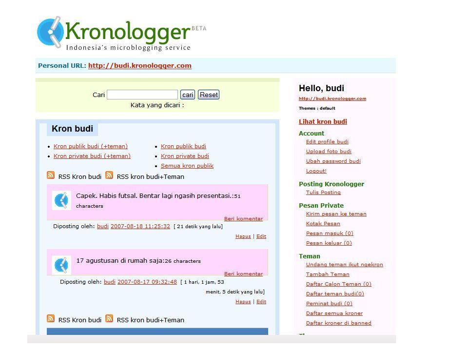 Kronologger