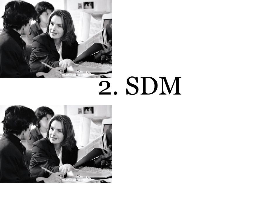 2. SDM