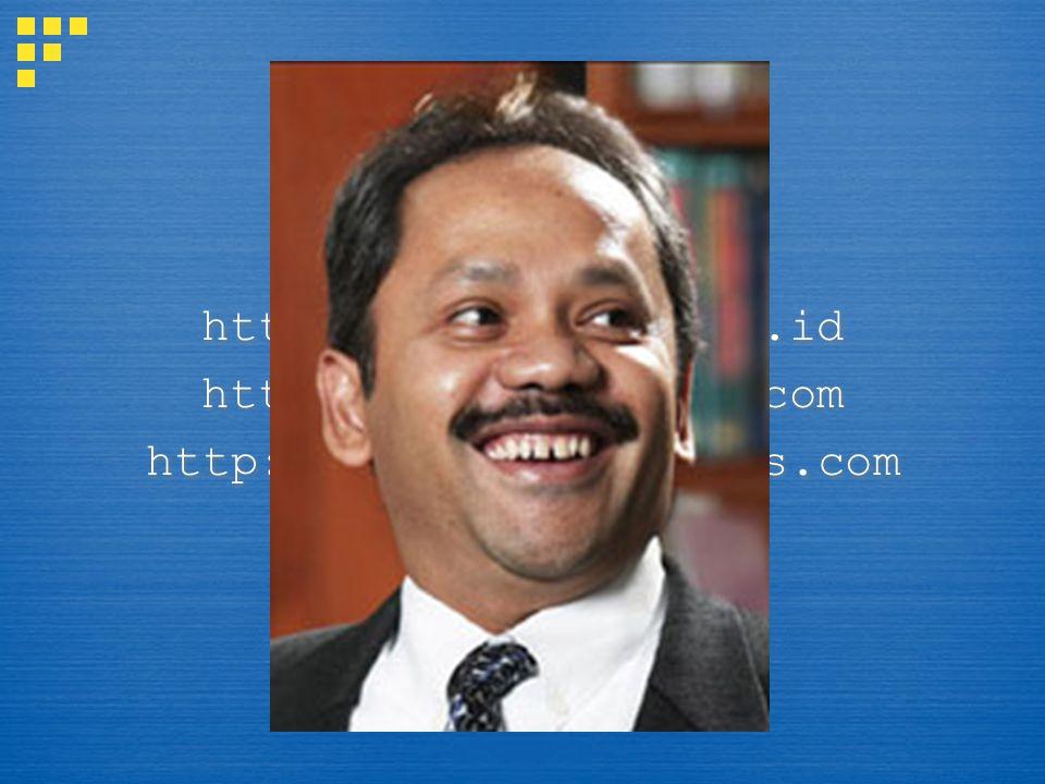 Budi Rahardjo budi@indocisc.com http://budi.insan.co.id http://gbt.blogspot.com http://rahard.wordpress.com budi@indocisc.com http://budi.insan.co.id